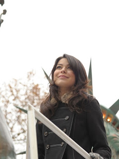 Miranda Cosgrove en el Desfile de Acción de Gracias