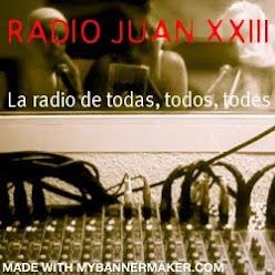 """Nuestro Podcast en """"Radio Juan XXIII, la radio de todas, todos, todes"""""""