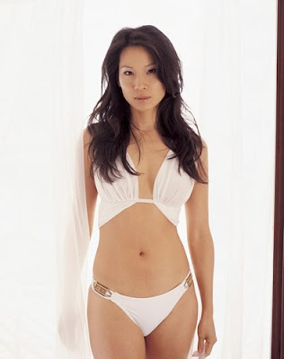 lucy liu hot lady