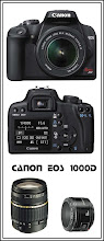 CANON EOS 1000 D + TAMRON AF 18-200mm + CANON EF 50mm F/1,8 II