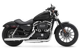 HD Sportster 883 Iron
