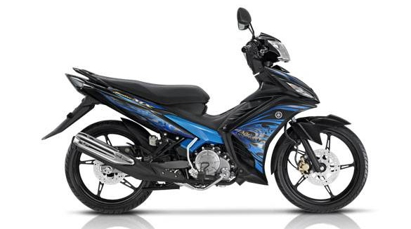 Yamaha 135LC 2011 Version CLOUD 9