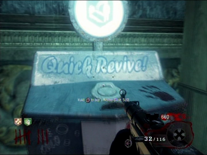 Quick Revive - for the revival of the