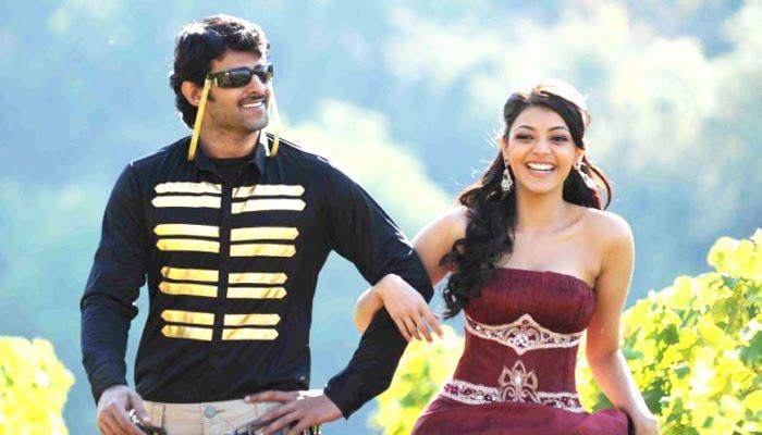 Prabhas and kajal stills in darling