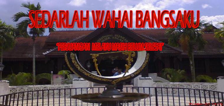 SEDARLAH WAHAI BANGSAKU