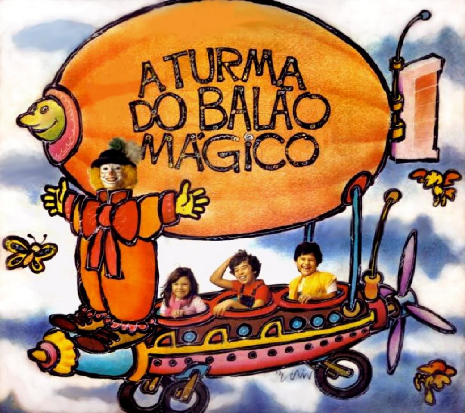 A Turma do Balão Mágico Discografia
