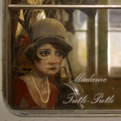Madame Tutli Putli Wallpaper