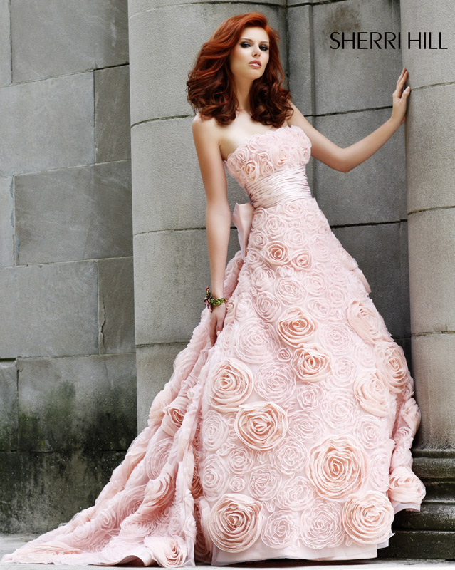 Sherri Hill 2010 Ball Gowns Fashionalitte
