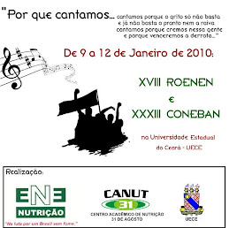 RONEBAN 2010 UECE - Fortaleza/ CE