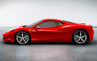 New Ferrari Revealed