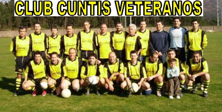 CLUB CUNTIS VETERANOS