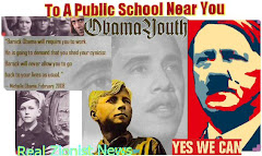 OBAMA / HITLER YOUTH STYLE BRAINWASHING: