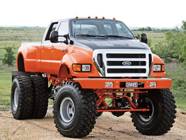Ford F650 Lift Kits 4x4 Lifted Trucks