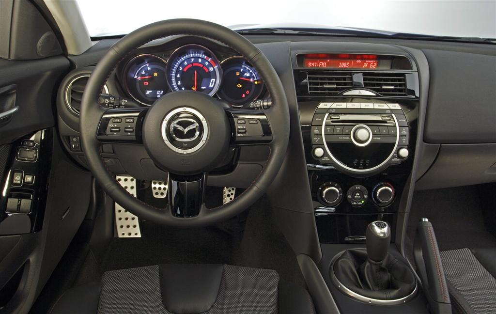 mazda rx8 wallpaper. Mazda Rx8 2004 Interior