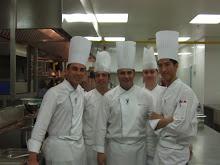 Mutfak ekibi