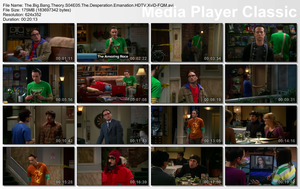 Big bang theory s04e05 online dating 5