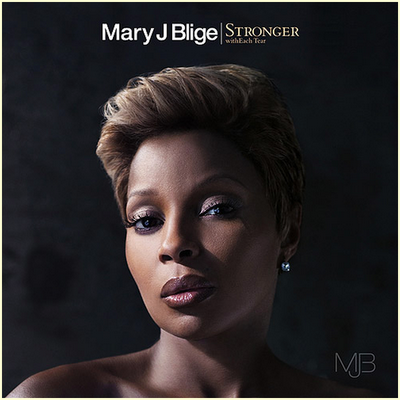 the one mary j blige album cover. The album is out December 21st