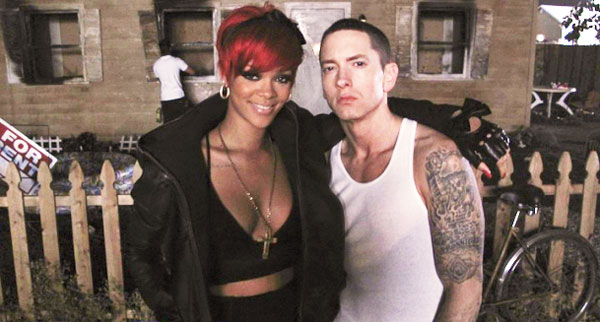 Rihanna & Eminem Reunite In Loud: Making Love The Way You Lie Part II