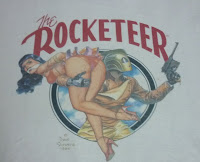 The Rocketeer 84' - Oneita 50/50