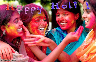 Holi (colour festival)