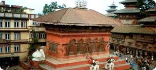 Ashok Binayak Temp