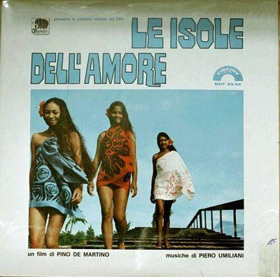 Piero Umiliani - Le Isole Dell'amore