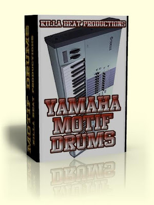 YAMAHA MOTIF DRUM KITS
