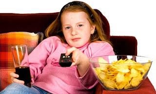 Televisão pode facilitar a obesidade
