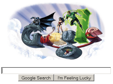 Google - Liga da Justiça