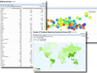 Uniformização dos dados a la Google - Fusion Tables