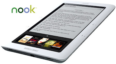 nook. O Kindle Killer.