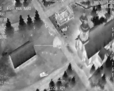 Atirador em helicóptero. Call of Duty 4 - Modern Warfare