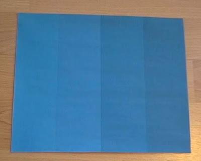 Banda de cores em degradé para que você mesmo faça o teste da ilusão das cores