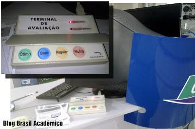 Terminal de avaliação - Vapt-Vupt