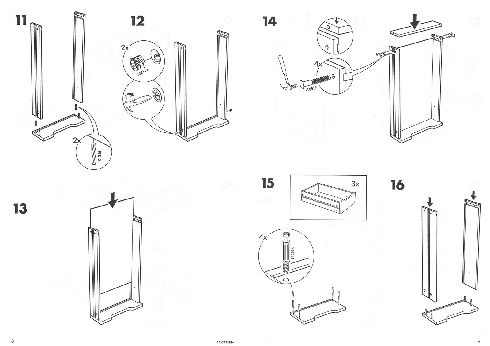 What Is Good Ikea Instruction Manual