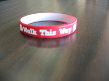 Walk This Way 2010 Promo Bracelet
