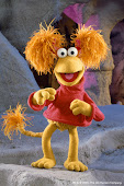 "This blog is protected by "" Fraggle Inc"""