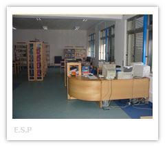 A recepção na BE da ESP