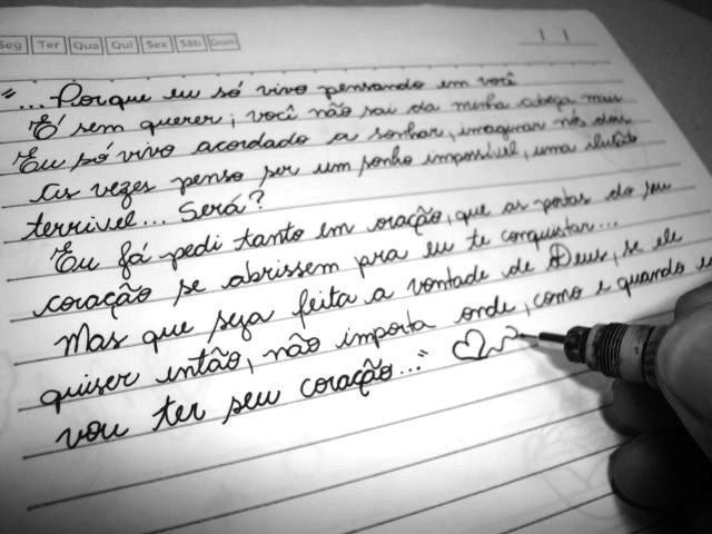 Cartas de Amor - Amor