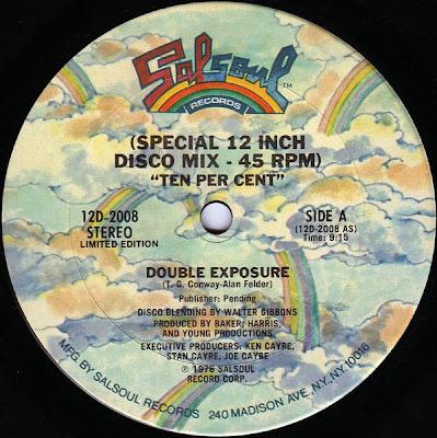 Double Exposure - Ten Percent