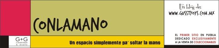 CONLAMANO / G+G