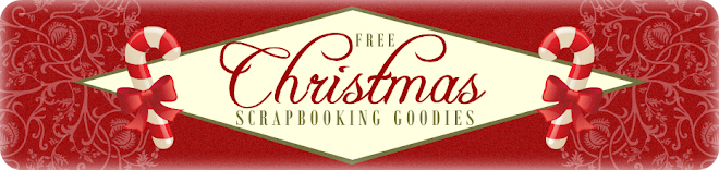 Free Christmas Scrapbooking Goodies