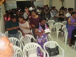 Pregando em Dom Silvério
