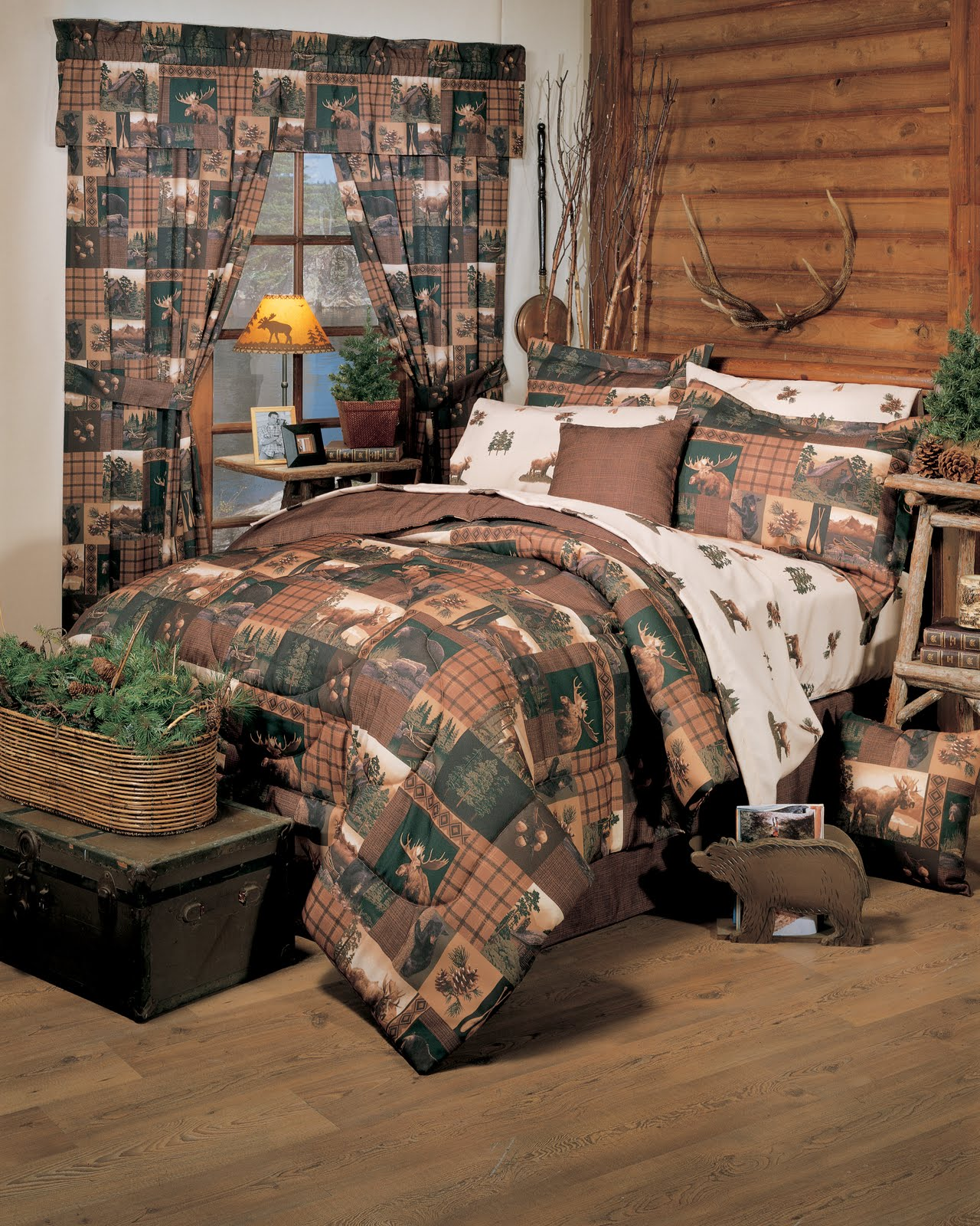 Stunning Rustic Cabin Bedding Sets 1280 x 1600 · 430 kB · jpeg