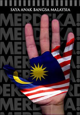 saya anak bangsa malaysia
