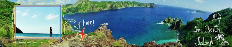 life in bonin island