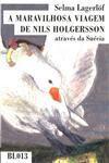 A Maravilhosa Viagem de Nils Holgersson, Capa