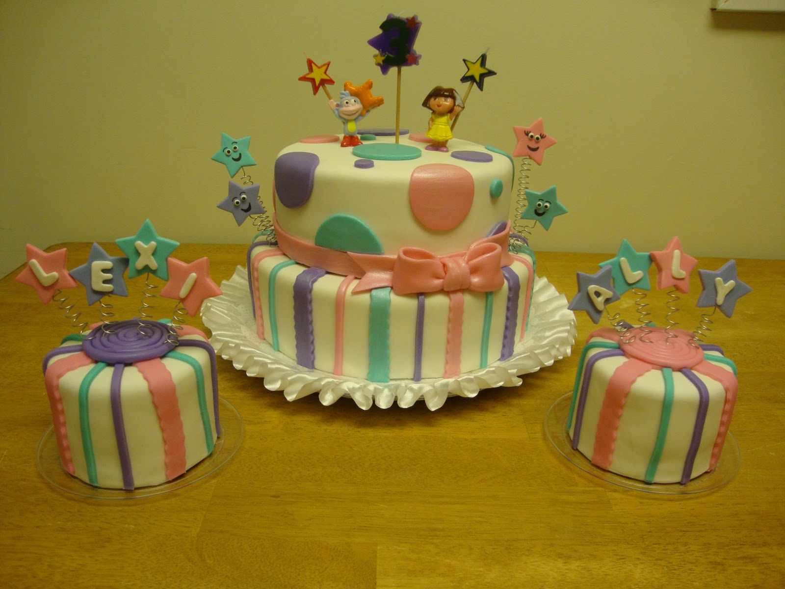 Whimsy Girls Cakes