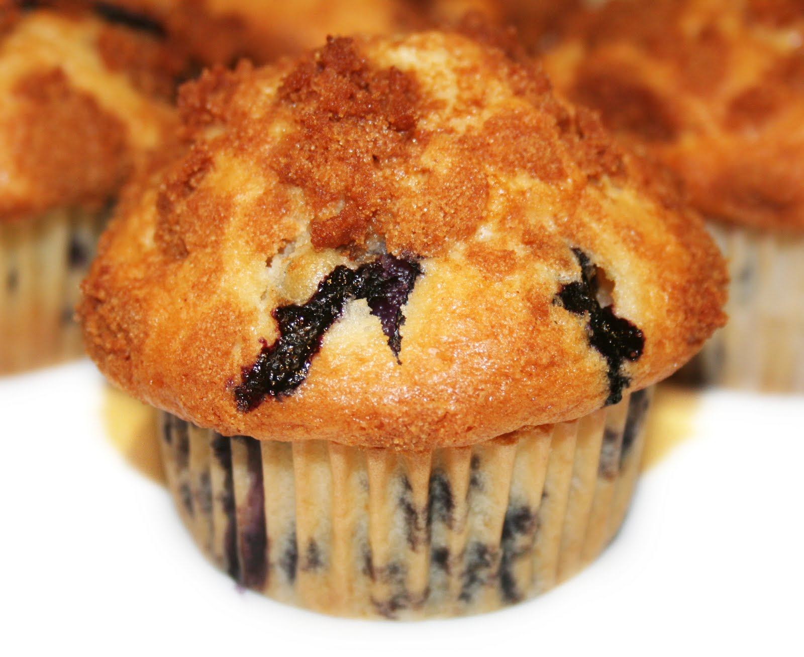 Gateau muffin banane