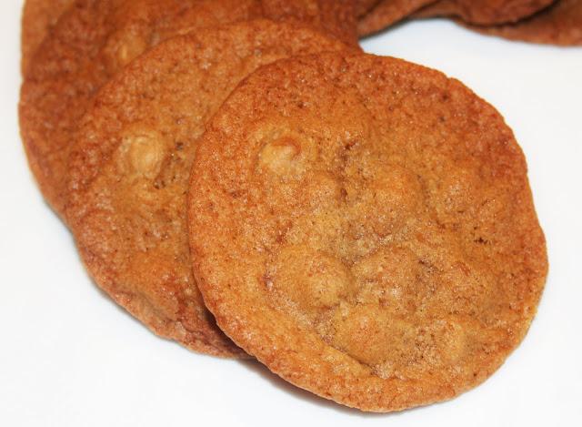 La cuisine de bernard cookies moelleux au beurre de cacahu te - Cookies beurre de cacahuete ...